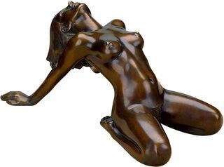"Skulptur ""Aglaia"", Version in Bronze"