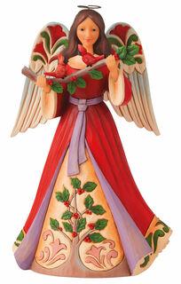 "Skulptur ""Weihnachtsengel"", Kunstguss"